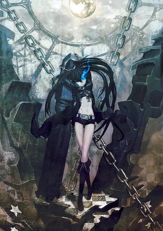 House Of Night: Italy Black_Rock_shooter_pic-739540