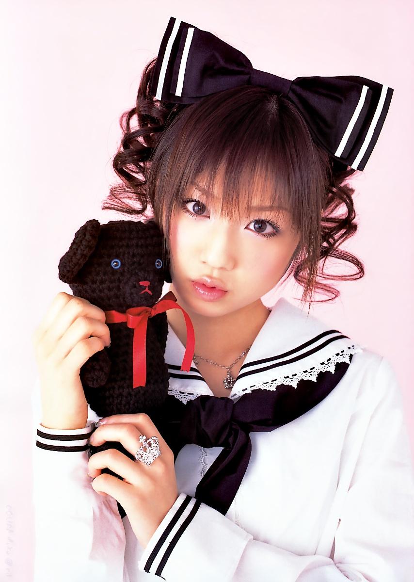 Yuko Ogura Cuttie and Beauty