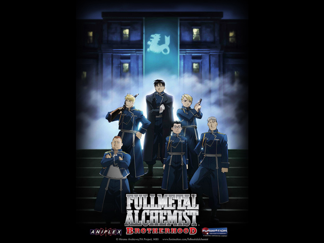 Full metal alchemist adult swim