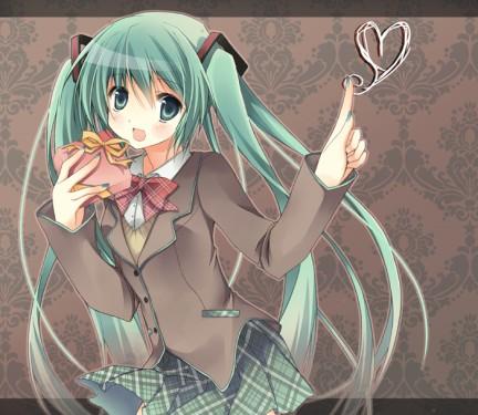 Anime Valentineu0027s Day ?
