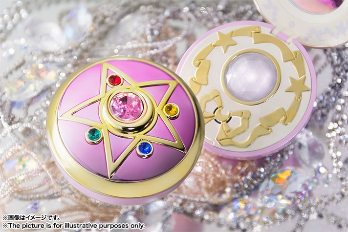 Proplica: Sailor Moon Crystal Star Compact