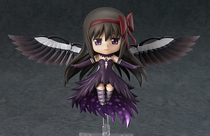Madoka Magica The Movie Rebellion Devil Homura Nendoroid