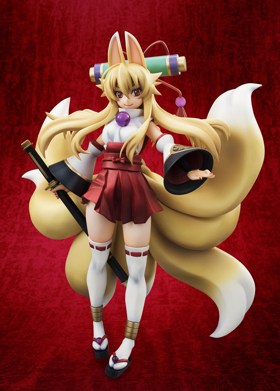 Shinra Bansho Chocolate: Nine-Tailed Izuna Excellent Model