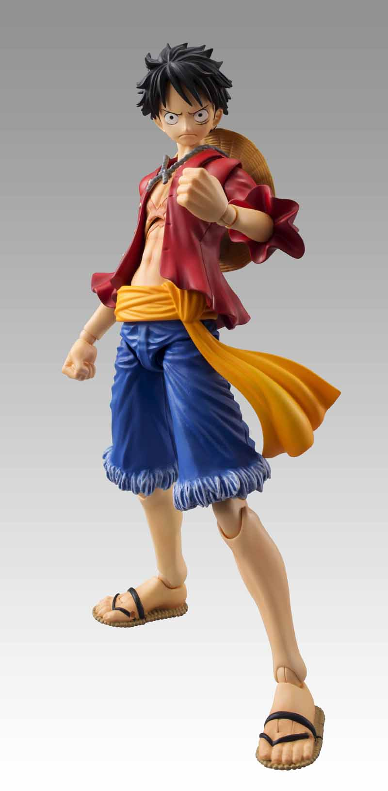 Variable Action Heros One Piece Monkey D Luffy