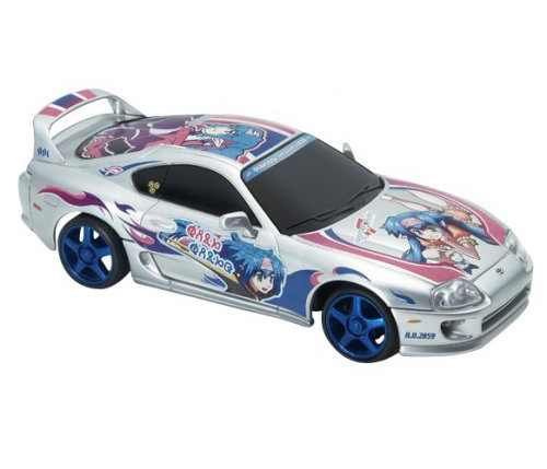 Chara Con Macross F Clan Clang ver. Toyota Supra (RC Model) 1/28