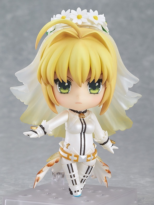 Nendoroid: Fate EXTRA CCC : Saber Bride Action Figure