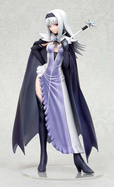 Shining Wind: Blanc Neige PVC Figure