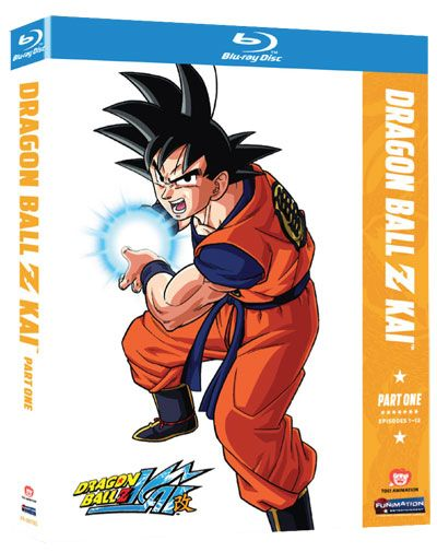 Dragon Ball Kai: Season 1 Part 1 (Blu-Ray)