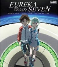 Eureka Seven: -good night, sleep tight, young lovers- (Blu-Ray)