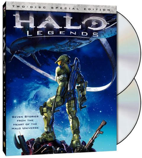Halo: Legends (2-Disc Special Edition) (DVD)