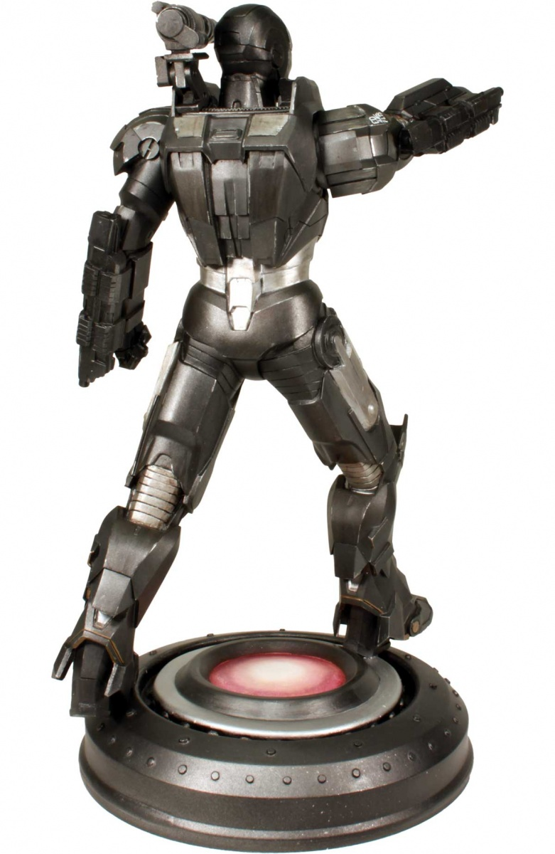 Iron Man Movie 2: War Machine Fine Art Statue