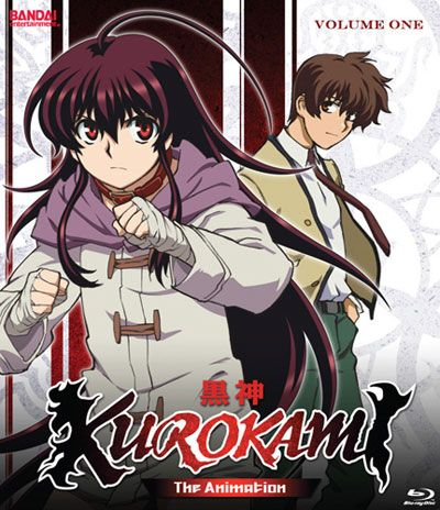 Kurokami: The Animation Vol. 1 (Blu-Ray)