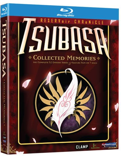 Tsubasa: RESERVoir CHRoNiCLE Complete Series (Blu-Ray)